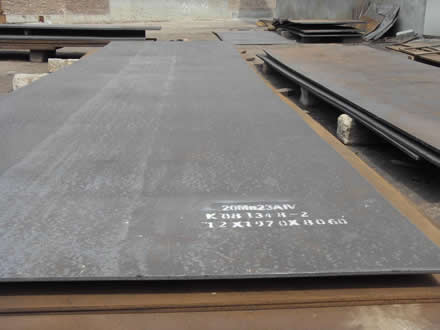 Steel Plate for Boiler and Other Pressure Vessels